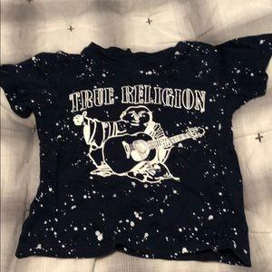 True Religion Tshirt -9/10 condition